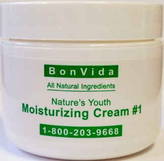 BonVida Nature's Youth Moisturizing Cream # 1 product image front view