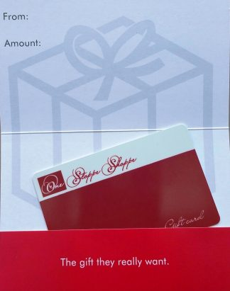 One Stoppe Shoppe $10 GIFT CARD main product image view