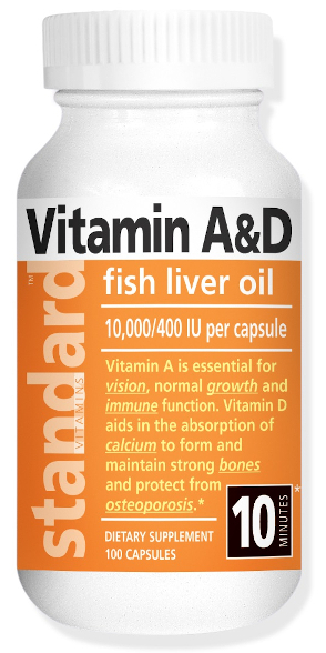 A&D 100 Capsules Main product image view