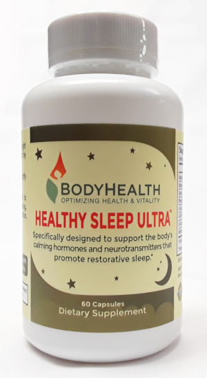 bodyhealth healthy sleep ultra main product view