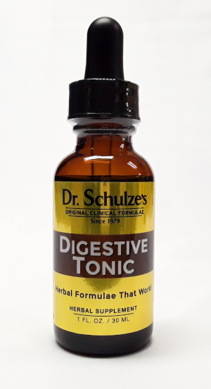 Dr. Schulze's Digestive Tonic Website Product Image View main