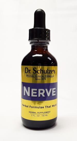 Dr. Schulze's Nerve Formula Product Image View main