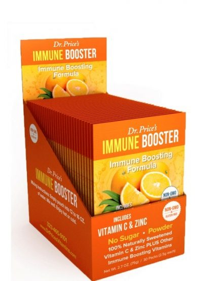 Dr. Price's Immune Booster main product image