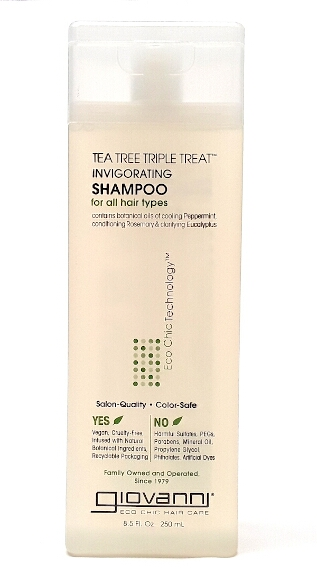 Giovanni Tea Tree Triple Treat Shampoo Website Product Image View Main