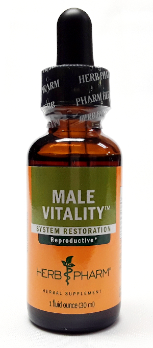 Herbpharm Male Vitality Product Image View main
