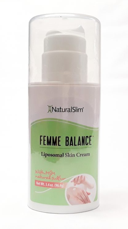 Natural Slim Femme Balance View 1