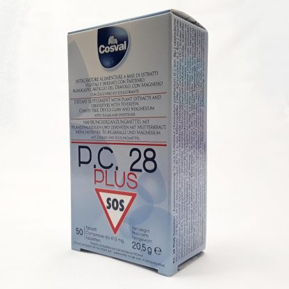 Cosval P.C. 28 Plus 50 Tablets Product Image View 1