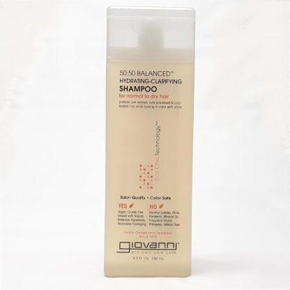 Giovanni 50-50 Balanced Hydrating-Clarifying Shampoo Website Product Image View