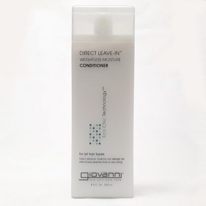 Giovanni Direct Leave-In Weightless Moisture Conditioner Website Product Image View