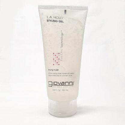 Giovanni LA Hold Styling Gel Website Product Image View