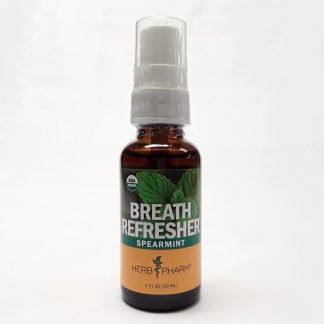 Herbpharm Breath Refresher Spearmint Product Image View