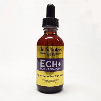 Dr Schulzes Echinacea Plus Formula Website Product Image View 1