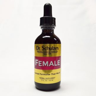 Dr Schulzes Female Formula Website Product Image View 1