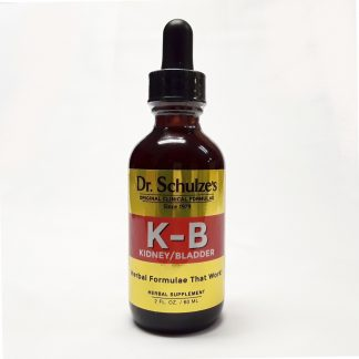 Dr Schulzes Kidney Bladder Website Product Image View