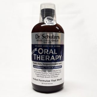 Dr Schulzes Oral Therapy Website Product Image View 1