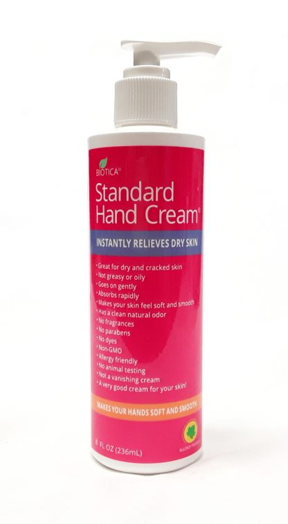 standard hand cream front image view