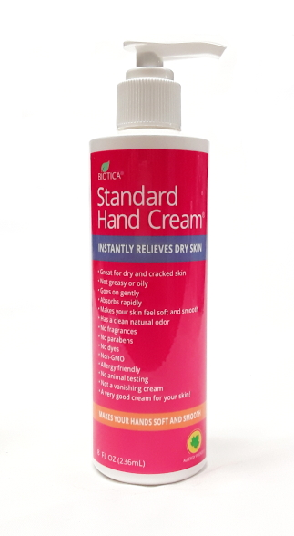 standard hand cream main image view