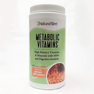 Natural Slim Metabolic Vitamins Product Image View 1