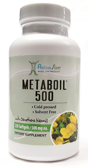 Relax Slim METABOIL 500 main image view