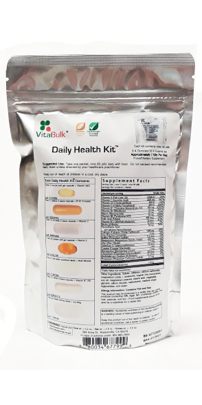 Daily Health Kit main product image view