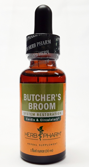 Herb Pharm Butcher's Broom product image view main