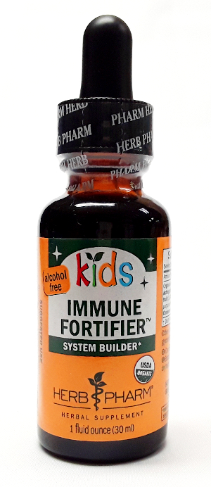 Herb Pharm Kids Immune Fortifier 1 oz product image view main