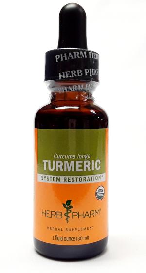 Herb Pharm Turmeric product image view main