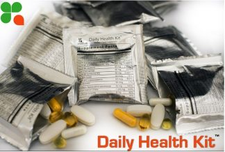 VITALBULK DAILY HEALTH KIT 30 PACKETS main image