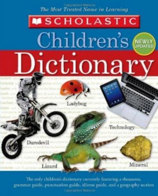 SCHOLASTIC CHILDREN'S DICTIONARY 2013 Edition product image view main