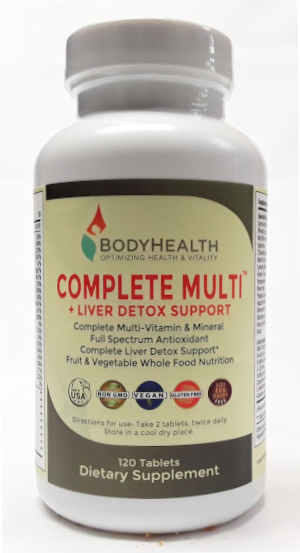 Bodyhealth complete multi Main view