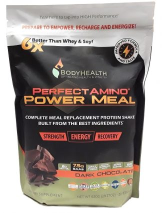 Perfect Amino Power Meal Chocolate main