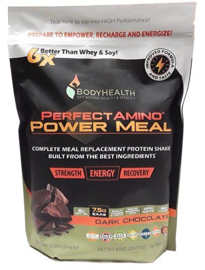 Perfect Amino Power Meal Chocolate main