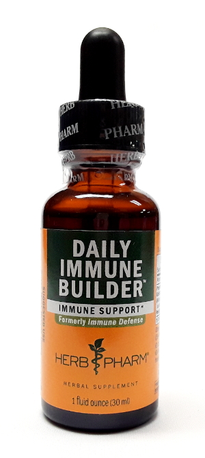 Herb Pharm Daily Immune Builder product image view main