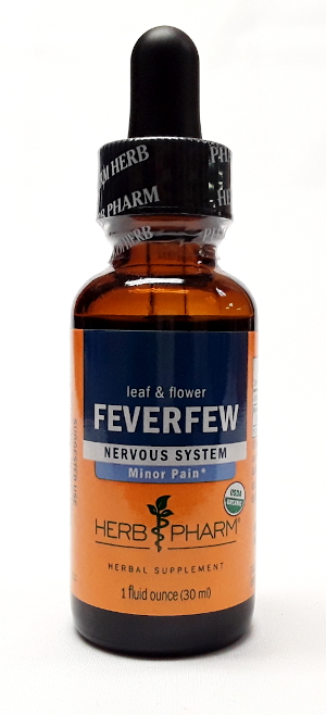 Herb Pharm Feverfew product image view main