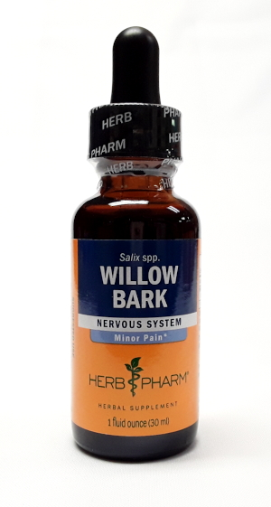 Herb Pharm Willow Bark Extract Product Image View main