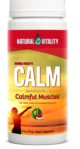 Natural Vitality Calmful Muscle product image view main
