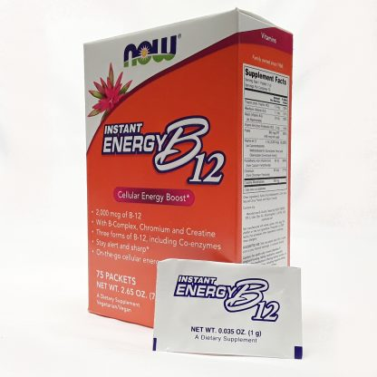 now instant energy b12 75 packets website product image view