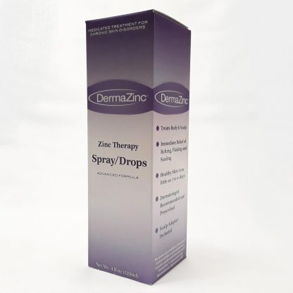 RR-DermaZinc Zinc Therapy Spray and Drops Product Image View 1
