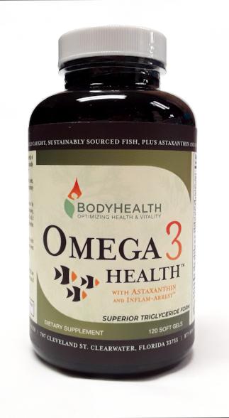 BodyHealth Omega 3 Health main image