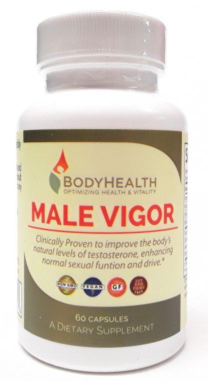BodyHealth Male Vigor (1)Product Image
