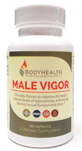 BodyHealth Male Vigor Product Image Main