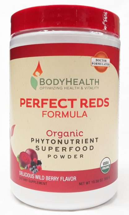 BodyHealth Perfect Reds Formula Product Image (1)