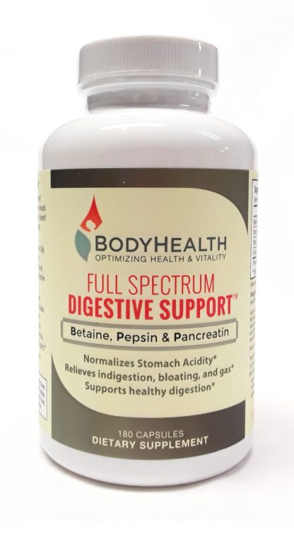 Bodyhealth Full Spectrum Digestive Support (1)