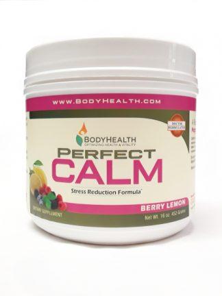 Bodyhealth Perfect Calm Berry Lemon Formula Main