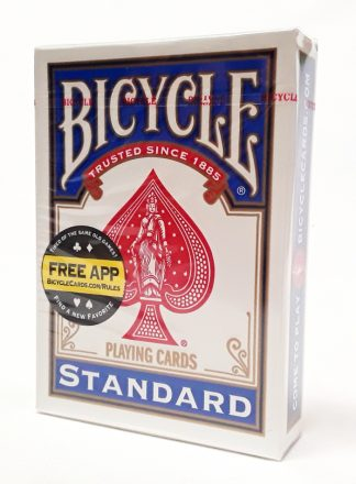bicycle jumbo playing cards main image view