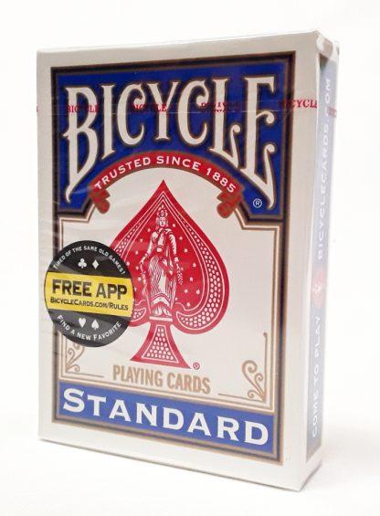 bicycle jumbo playing cards main image view