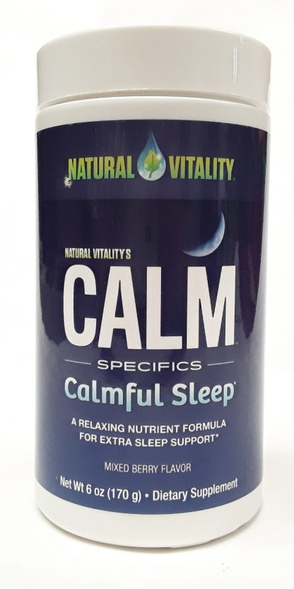 Natural Vitality Calm Specifics Calmful Sleep product image main view