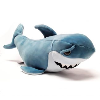 Douglas Cuddle Toy Shark macaroon