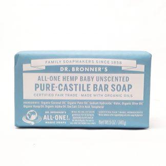 Dr. Bronner's Citrus Pure-Castille Bar Soap product image main view