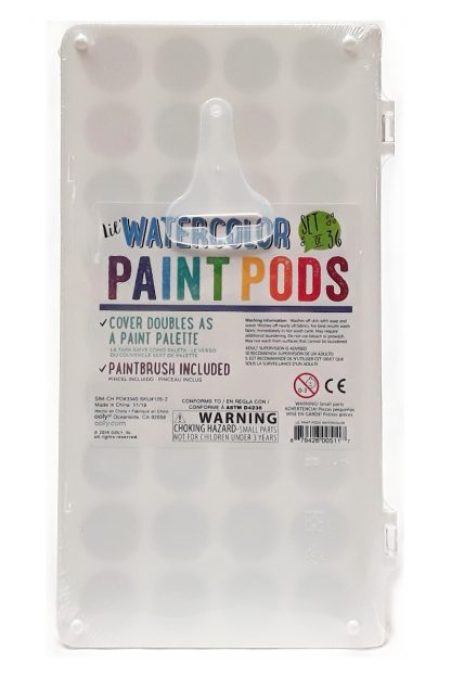 Ooly Watercolor Paint Pods (2)